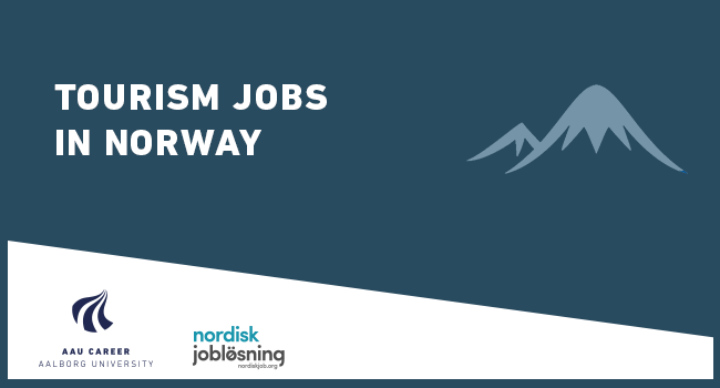 Tourism jobs in Norway (spring 2020)