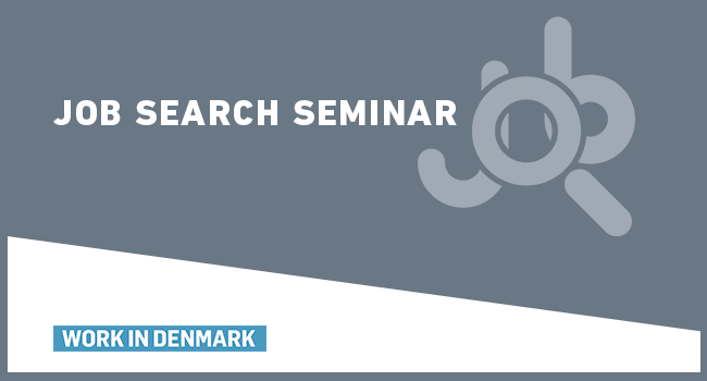 Webinar: Job Search in Denmark